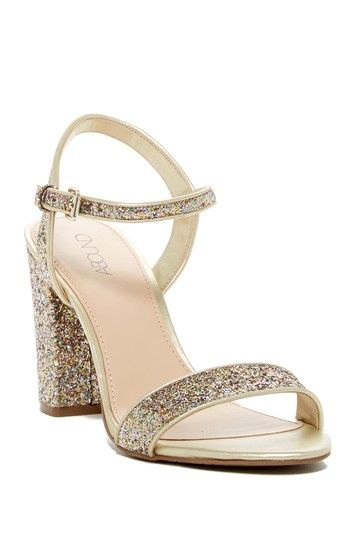 1443cce5beb4 Abound   Steph Glitter Block Heel Sandal   Mother of the Bride ...