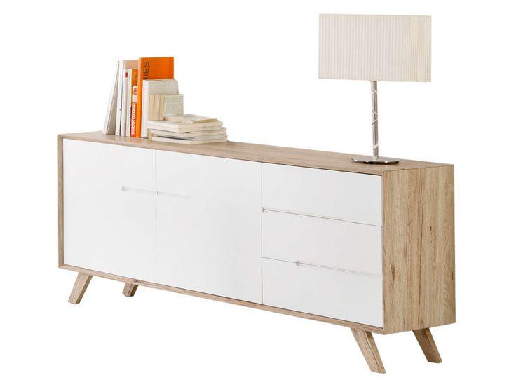17 meilleures id es propos de panneau bois massif sur pinterest peindre d - Buffet contemporain bois massif ...