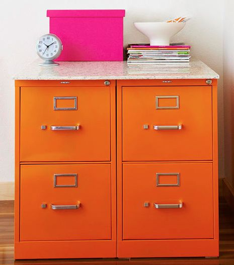 File Cabinet Re-do - Best 20+ Painted File Cabinets Ideas On Pinterest Painting Metal