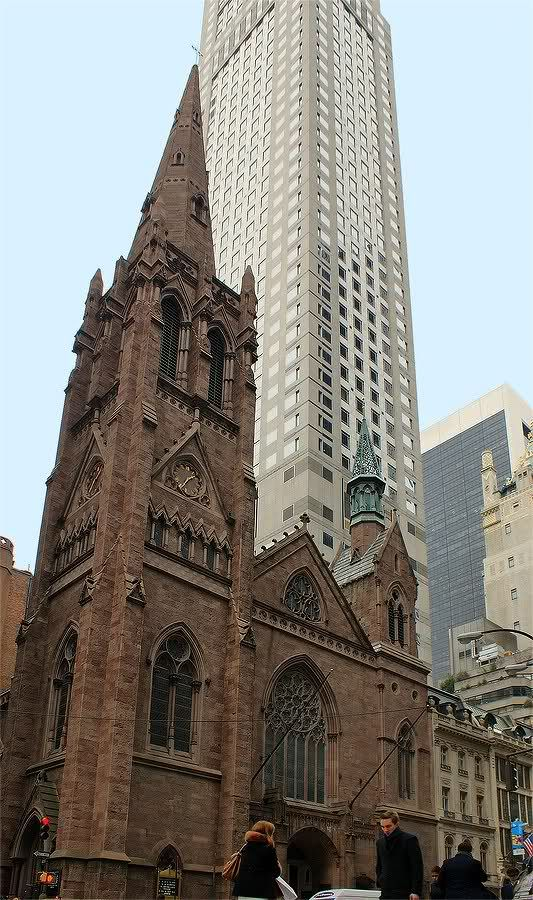 Waldorf Astoria and St. Bartholomew Church - Page 4 - Steve's Digicams Forums