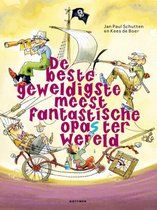 De beste geweldigste meest fantastische opa's ter wereld! (de oma's mogen er ook zijn, trouwens) Geweldig prentenboek, kerntitel voor de Kinderboekenweek 2016 en verkrijgbaar als project bij Kleuteruniversiteit