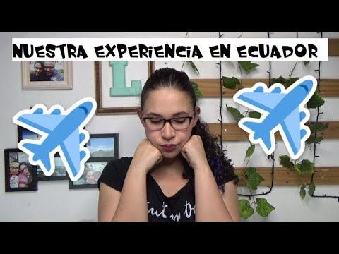 Nuestra experiencia en Ecuador