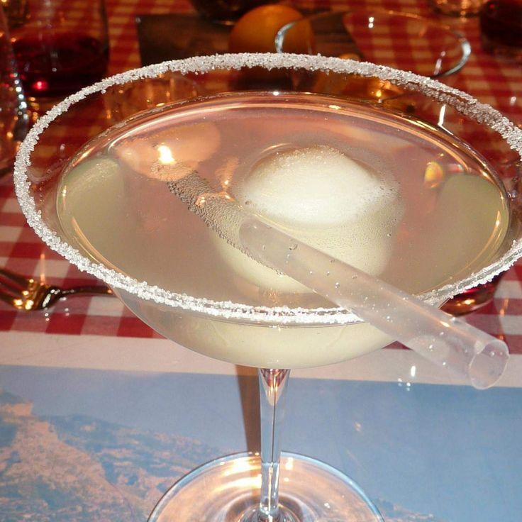 Rezept Zitronensorbet von Birgit aus M. - Rezept der Kategorie Desserts