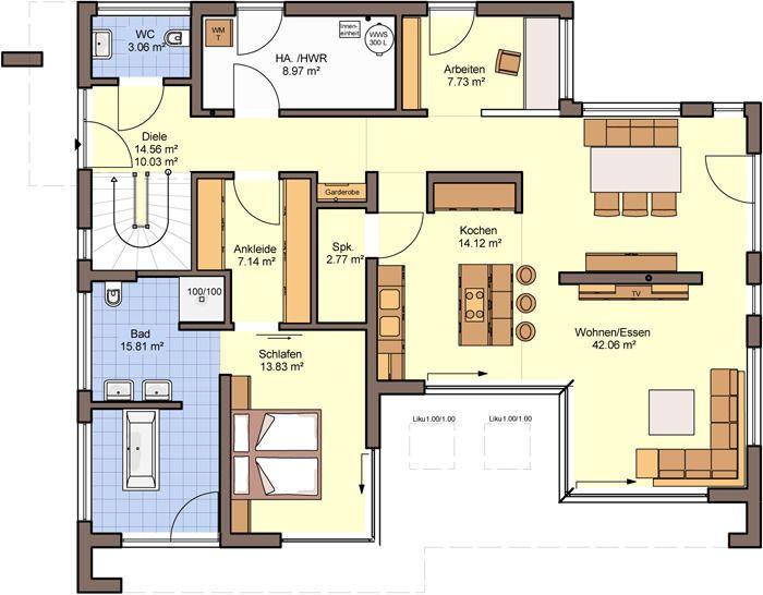 94 best images about Häuser-Grundrisse on Pinterest ...