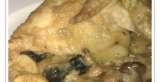 Receta Pollo con setas a la crema de pan y ajo - Petitchef