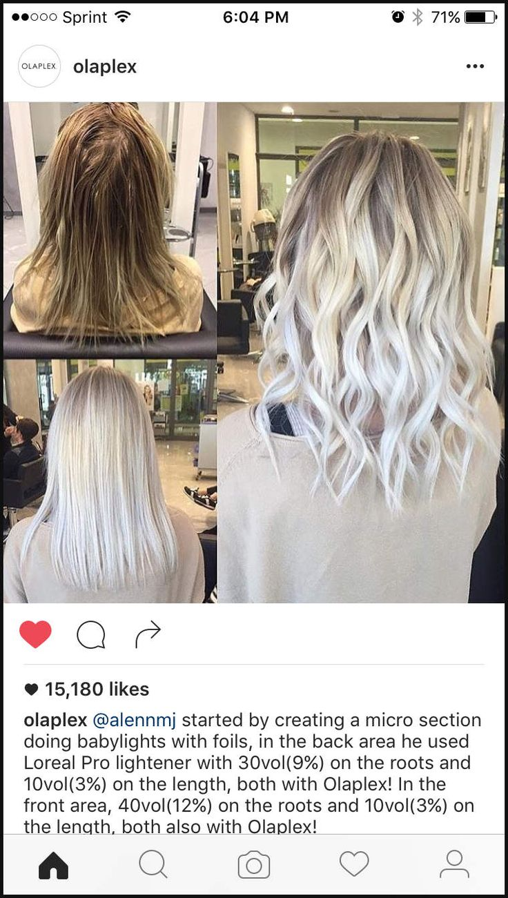 Platinum blonde roots olaplex | Hair | Pinterest | Haarfarbe … | Einfache Fris… – Sabrina Lehmann