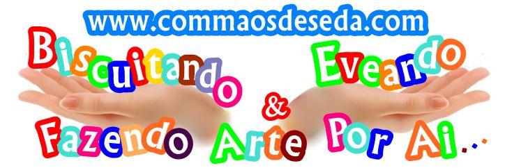 Ateliê Com Mãos de Seda http://www.commaosdeseda.com/