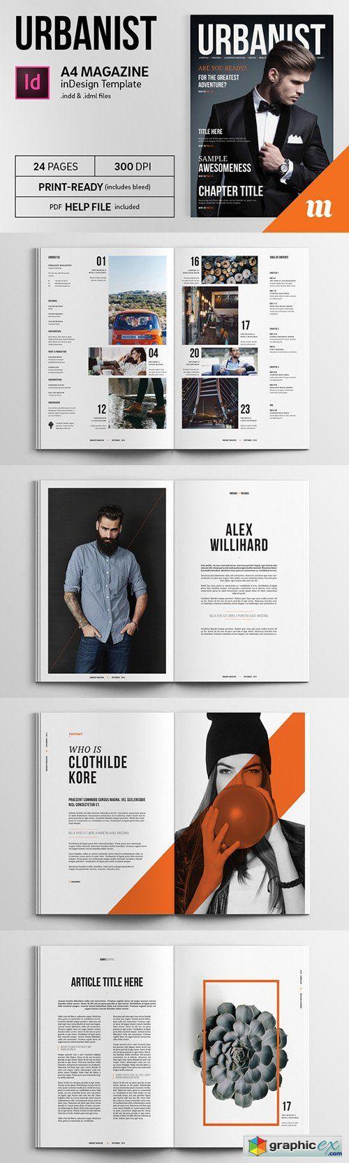 Magazine #cover #templates | Magazine Photography | Pinterest ...