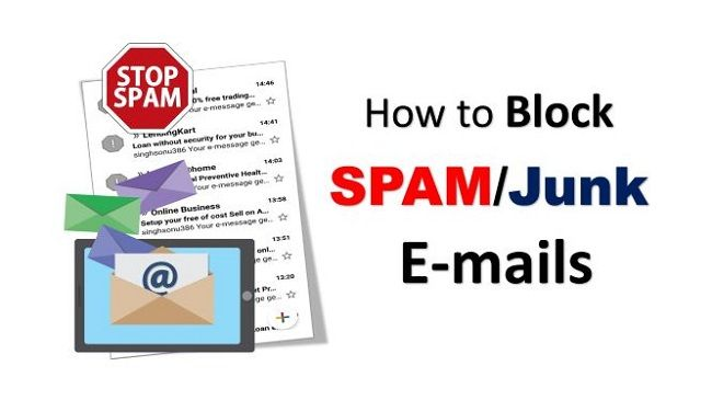 How To Stop Spam Emails Learn 5 Easy Steps In 2020 Spam Learning Gmail