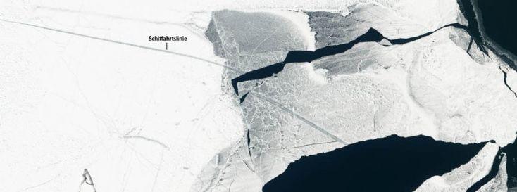 Eis auf den Großen Seen: Besonders große Ausdehnung