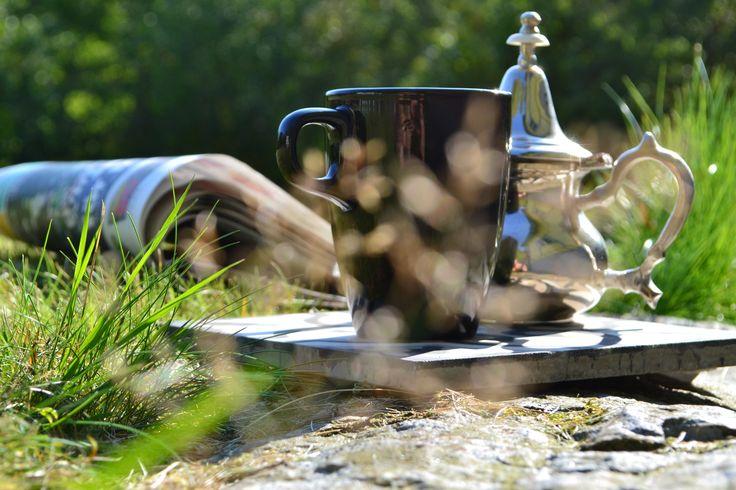 A morroccan teapot