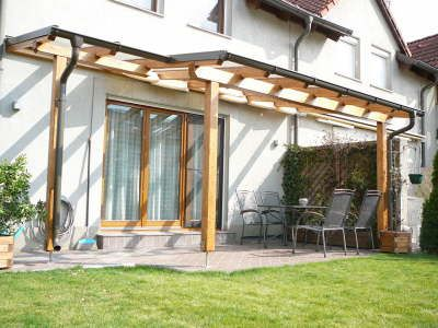 Die besten 25+ Sonnensegel terrassenüberdachung Ideen auf - garten terrasse uberdachen