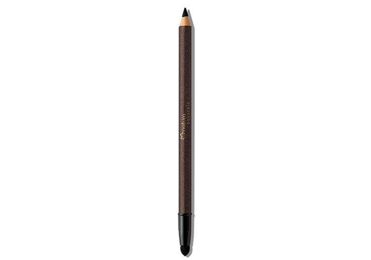 Novo lápis Kajal de fácil aplicação, com traço macio e esponja para esfumar. Por R$ 19,80