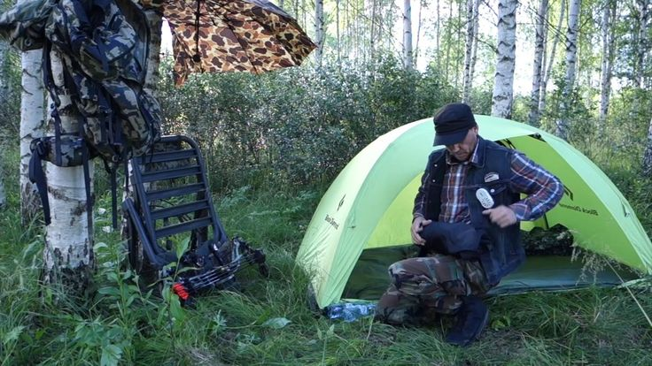 Backpack, trident, compound bow... What climbs in 74 liters... KUIU ICON...