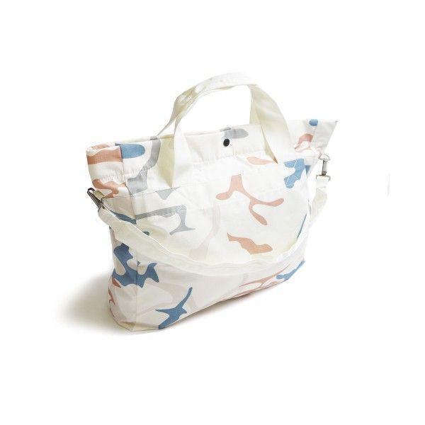 Message Bag - Tundra Bleu - H121AA