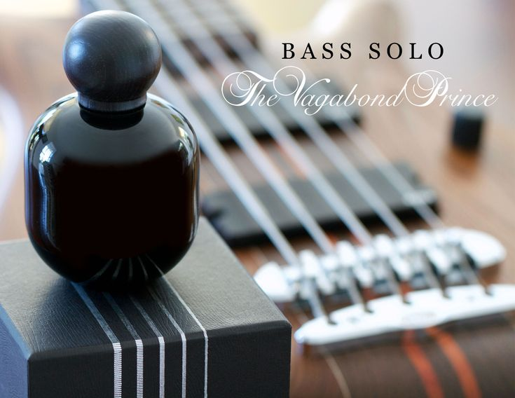 BASS SOLO by The Vagabond Prince ~ Niche Perfumery