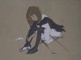 Helene Schjerbeck: Silk Shoes