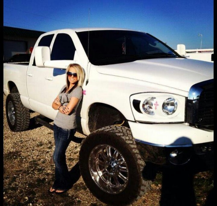 Dodge Ram Lifted >> Will be me one day soon! | Country girl truck, Trucks and girls