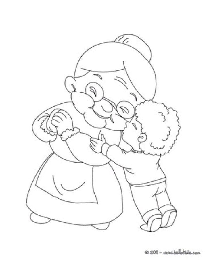 Как нарисовать открытку бабушки на юбилей