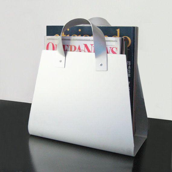 how to make a magazine purse