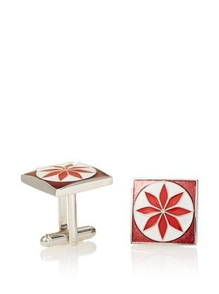 L2 Crimson Spotlight Cufflinks