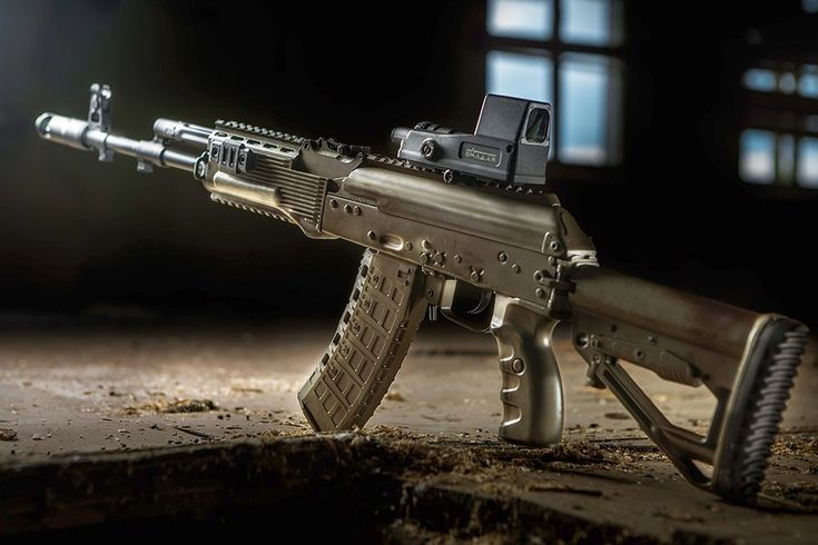The AK-12 is dead. Long live the AK-12! That's the song Kalashnikov Concern…