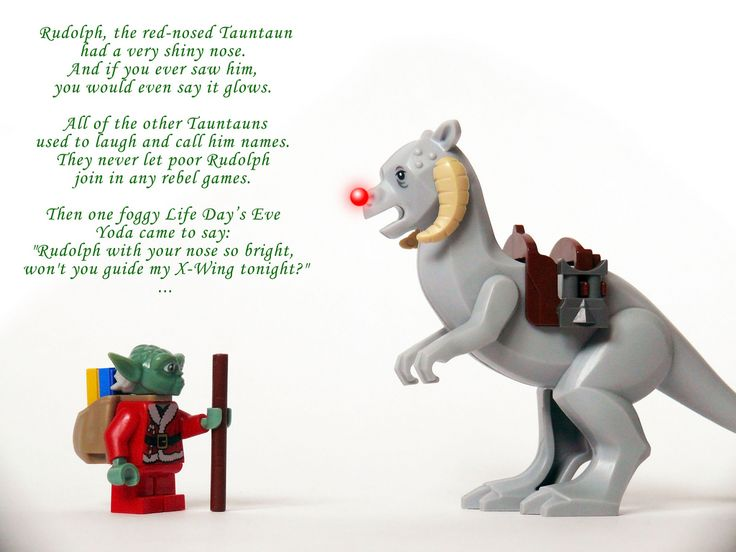 Lego Rudolph] Lego Rudolph The Red Nosed Reindeer Minifigology, 78 ...