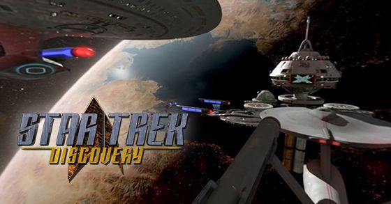 Un nuovo filmato promozionale di STAR TREK: DISCOVERY mette assieme tre navi stellari ENTERPRISE e qualche altro dettaglio