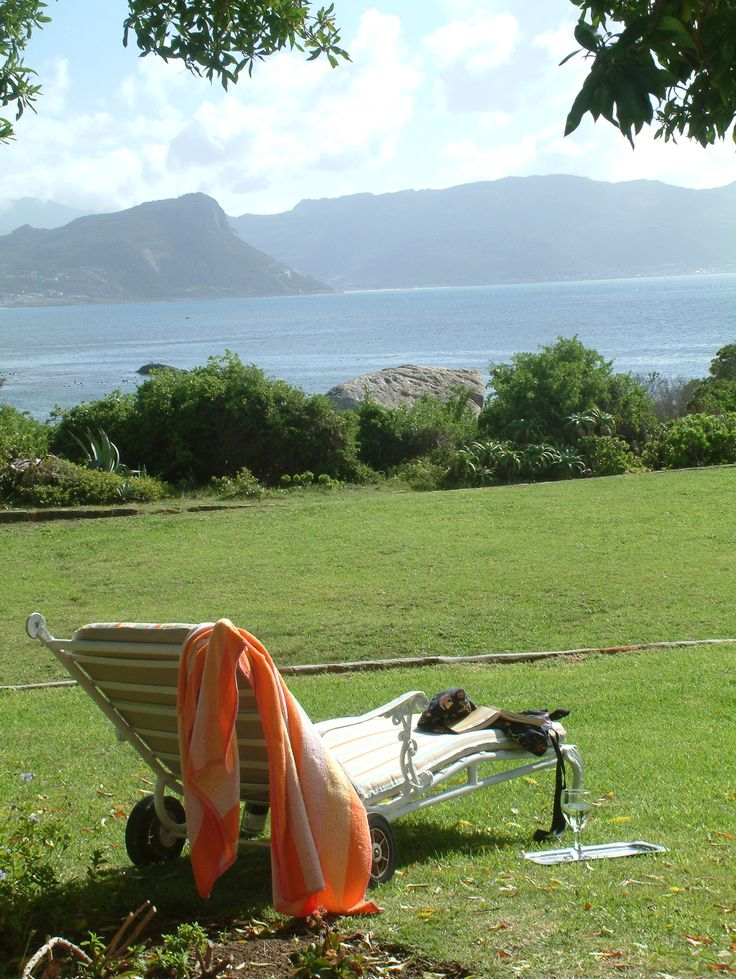 Self catering accommodation, Simonstown, Cape Town   Perfect area to relax   http://www.pinterest.com/capepointroute/bosky-dell/
