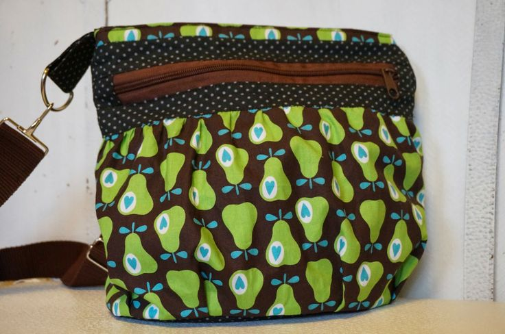 "Tasche ""Kira"" freebook / Bag free pattern"