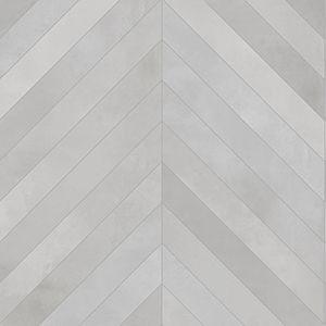 Mate by 41zero42 - Terra Grigio - Chevron - Porcelain Tile