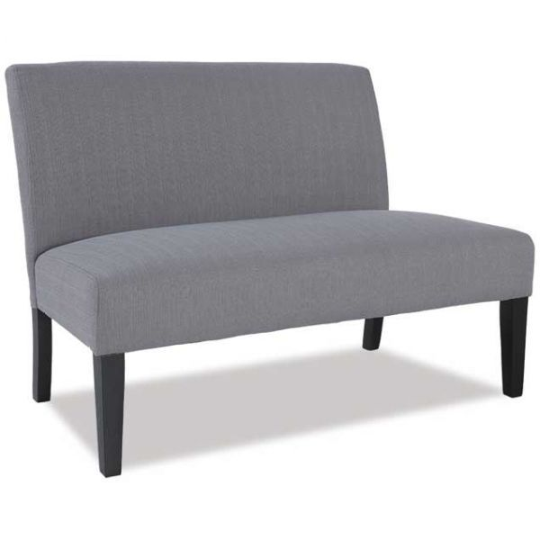Option for built-in eating area with settee. $99 at American Furniture Warehouse.