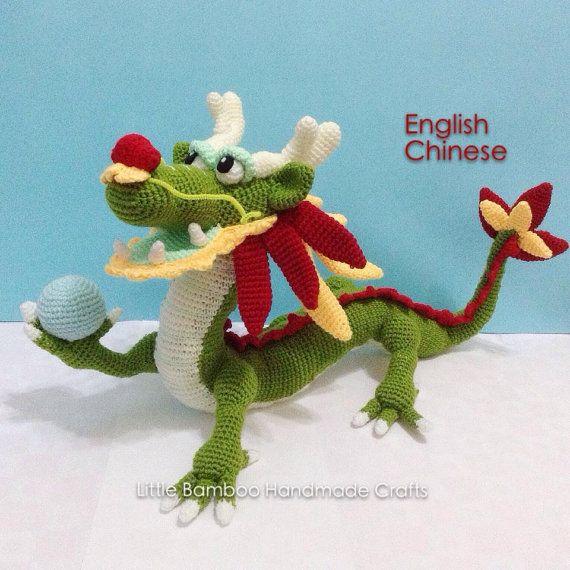 Jurassic World Amigurumi : 1000+ images about Dragon- Amigurumi on Pinterest Baby ...