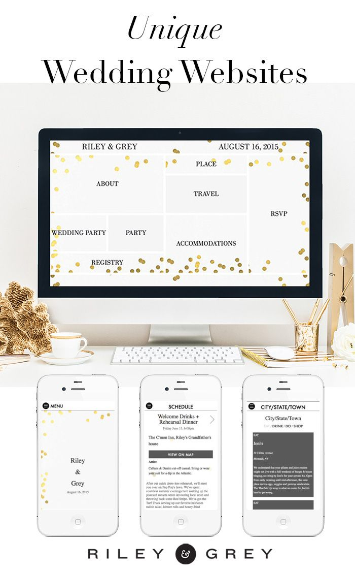 211 best Wedding Website Design Ideas & Templates images on
