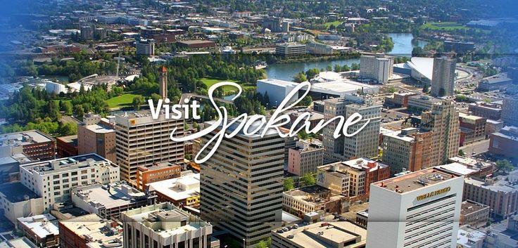 Beautiful spokane wa washington things to do spokane