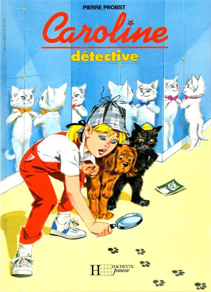 Mon avis sur 'Caroline détective' de Pierre Probst