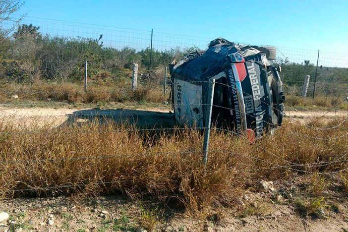 Mueren en accidente automovilístico dos titulares del Cisen en Tamaulipas - http://www.notimundo.com.mx/portada/mueren-titulares-del-cisen-tamaulipas/