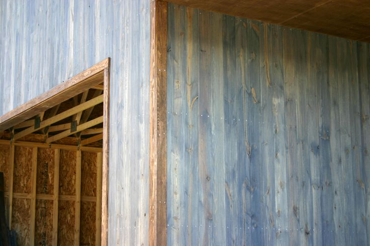 16 best beetle kill pine images on pinterest beetles - How to stain exterior wood siding ...