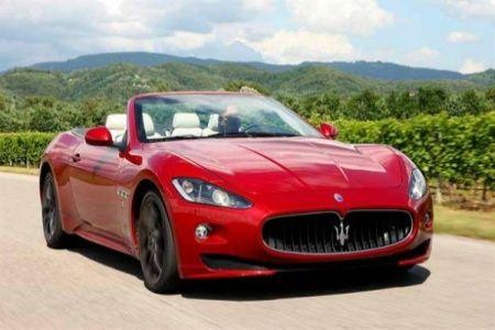 Maserati Grancabrio Sport Car Price & Review