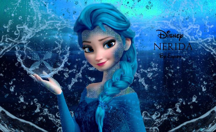 #water #aqua #elsa  #frozen  #disney water elsa!!!!