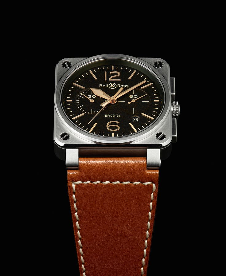 Montre BR 03-94 Golden Heritage par Bell & Ross