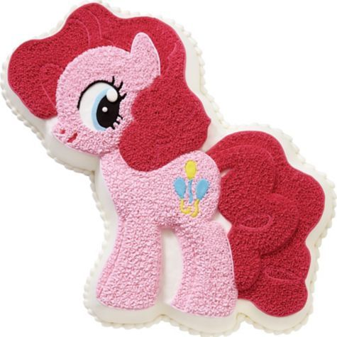 Pinkie Pie Cake Pan 10in x 11in - My Little Pony - Party City