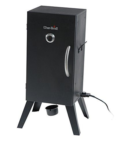 "Char-Broil Electric Vertical Smoker, 30"", 2015 Amazon Top Rated Smokers #Lawn&Patio"