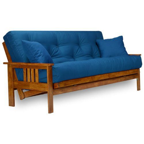 Stanford Wood Futon Frame With All The Right Proportions And Alluring Lines This Refined Pedigree Will Accommodate Full Size Mattresses