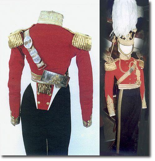 British Empire: Armed Forces: Units: British Cavalry: 1783 ...