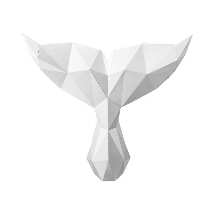 PAPA Play art Polygon art Innocent White