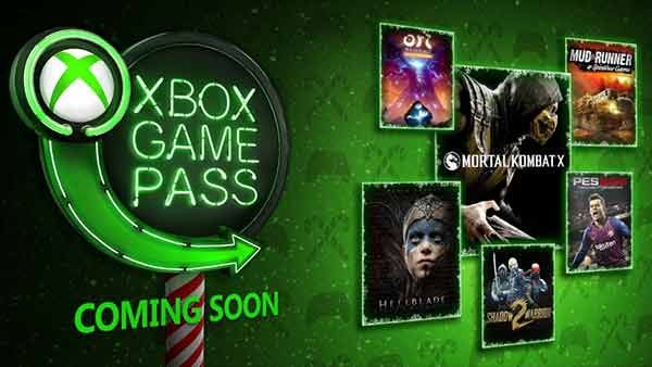 Xbox Game Pass Mortal Kombat X Pes 2019 Ashen And More Coming This December