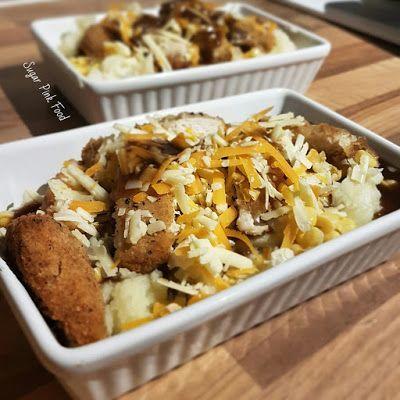 Sugar Pink Food: Slimming World Friendly Recipe: KFC Famous Bowl Recipe