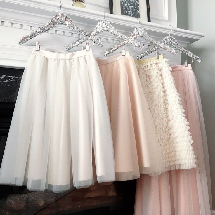 Tulle love.. Tulle skirts by Bliss Tulle