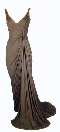 Evening gown (Berman's Costumers)